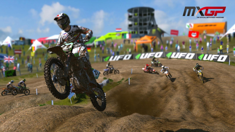 MXGP: The Official Motocross Game Review - Screenshot 4 of 5