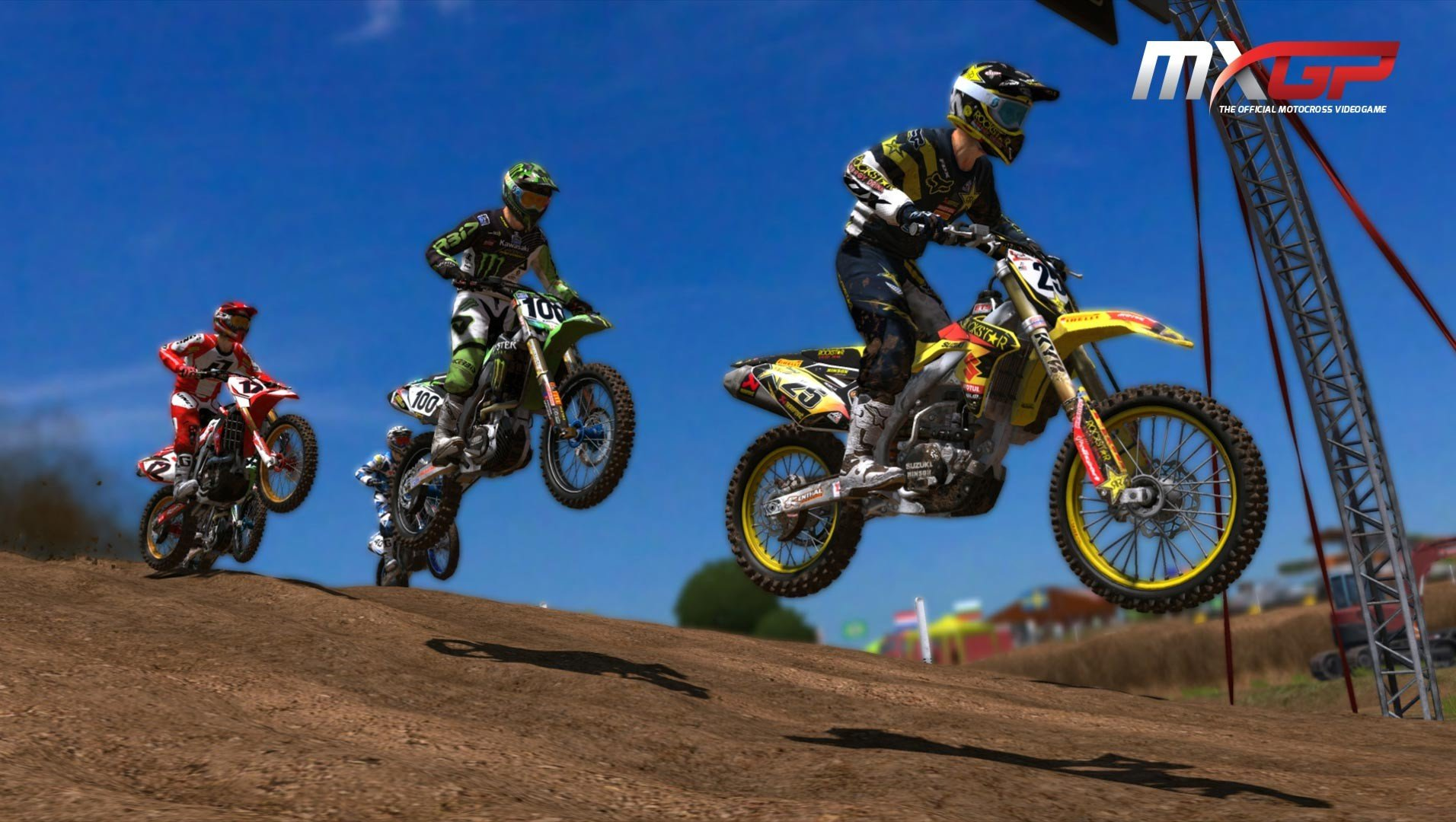 MXGP: The Official Motocross Game Review - Screenshot 1 of 5