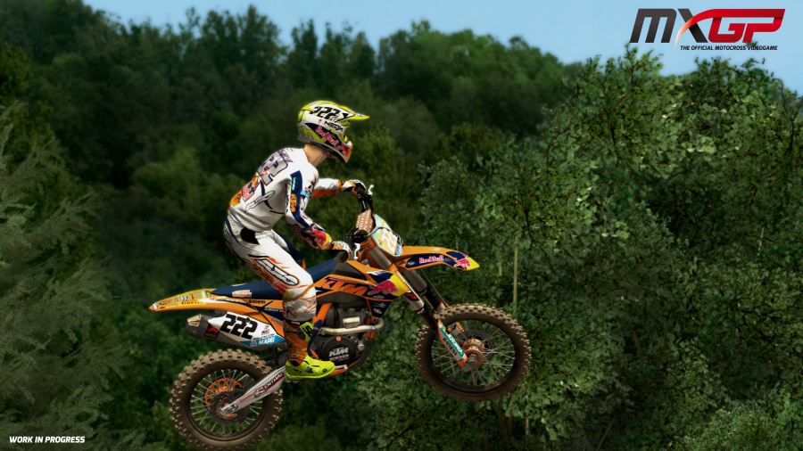 MXGP: The Official Motocross Game Review - Screenshot 1 of 4