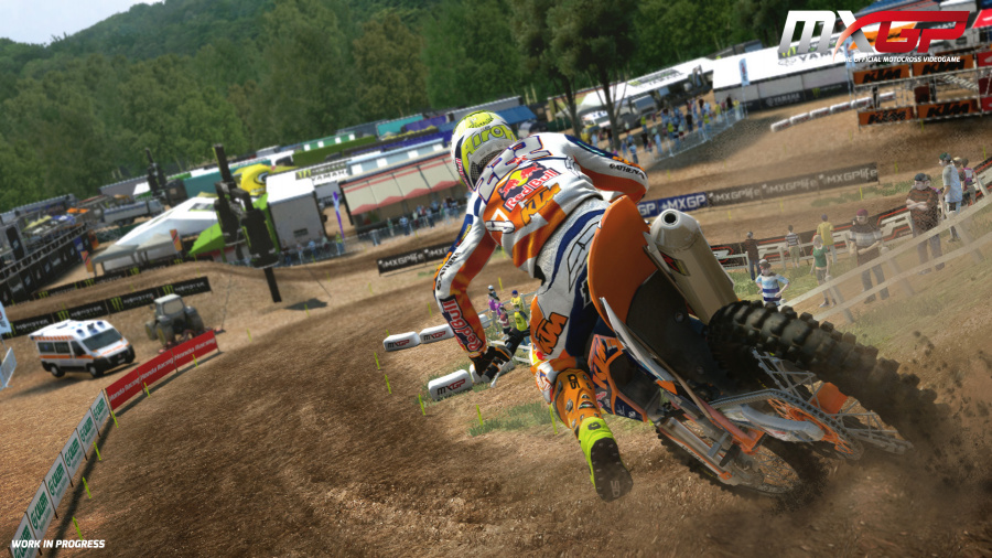 MXGP: The Official Motocross Game Review - Screenshot 2 of 5