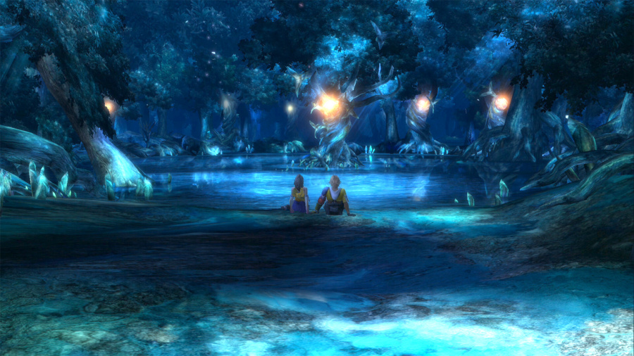 Final Fantasy X|X-2 HD Remaster Review - Screenshot 1 of 9