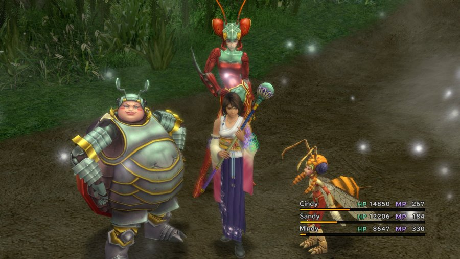 Final Fantasy X|X-2 HD Remaster Review - Screenshot 3 of 9