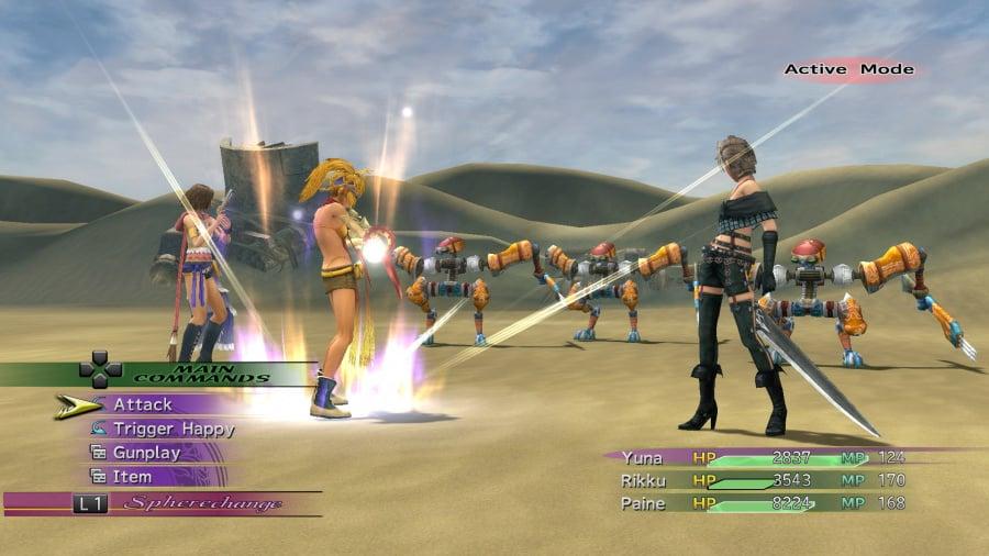Final Fantasy X X-2 HD Remaster Review - Screenshot 1 of 8