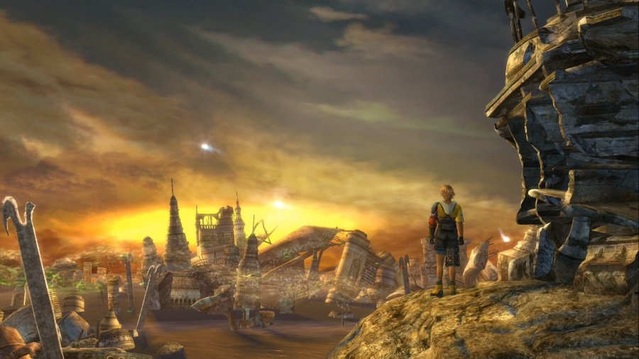 Final Fantasy X|X-2 HD Remaster Review - Screenshot 4 of 9