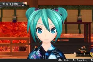 Hatsune Miku: Project Diva f Screenshot