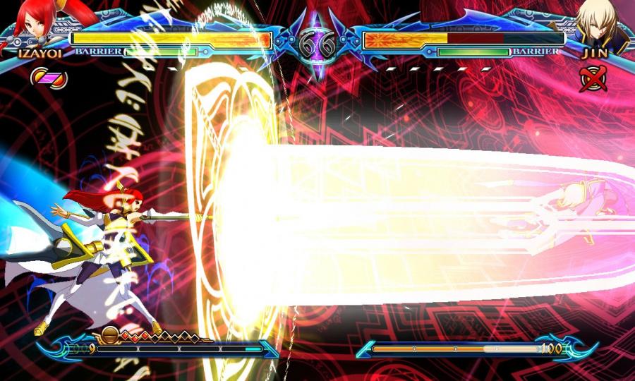 BlazBlue: Chrono Phantasma Review - Screenshot 2 of 3