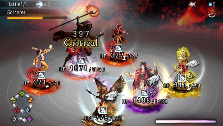 Destiny of Spirits Review - Screenshot 3 of 6