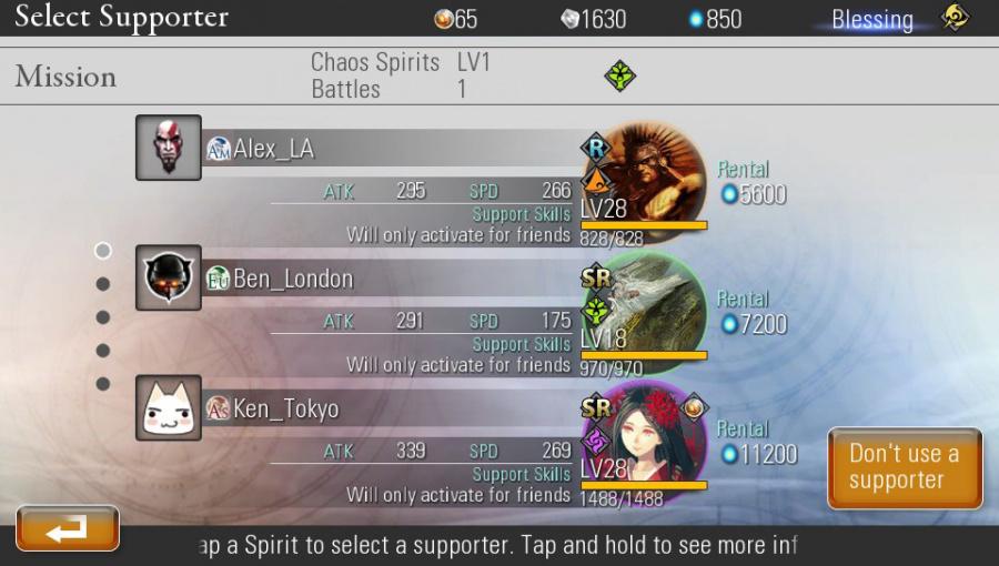 Destiny of Spirits Review - Screenshot 1 of 5
