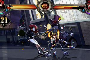 Skullgirls Encore Screenshot