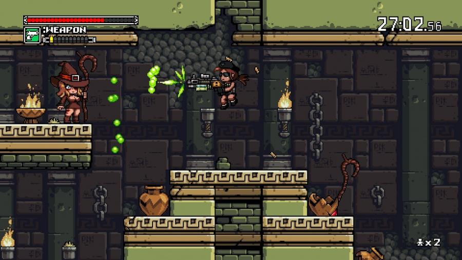 Mercenary Kings Review - Screenshot 1 of 4