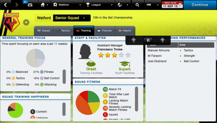 Football Manager Classic 2014 Review - Screenshot 3 of 6