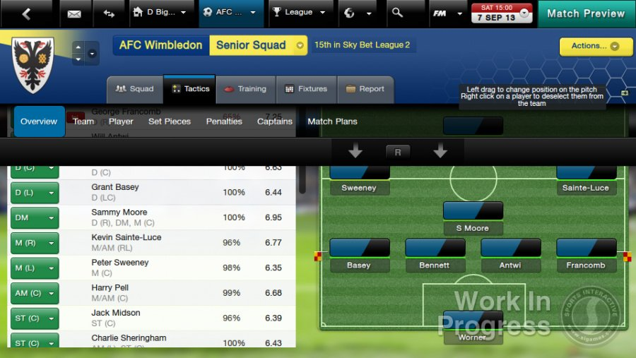 Football Manager Classic 2014 Review - Screenshot 6 of 6