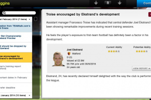 Football Manager Classic 2014 Screenshot