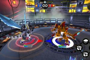 Invizimals: The Alliance Screenshot