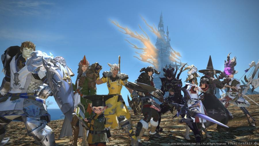 Final Fantasy XIV Online: A Realm Reborn Review - Screenshot 4 of 7