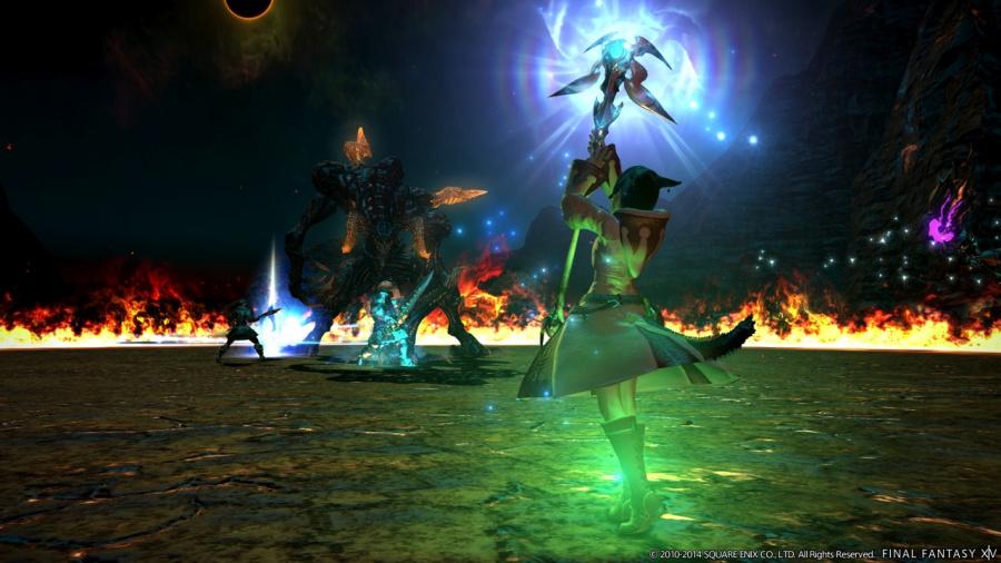 Final Fantasy XIV Online: A Realm Reborn Review - Screenshot 1 of 7
