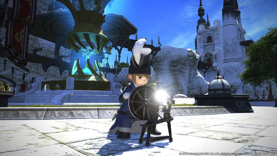 Final Fantasy XIV Online: A Realm Reborn Review - Screenshot 1 of 6