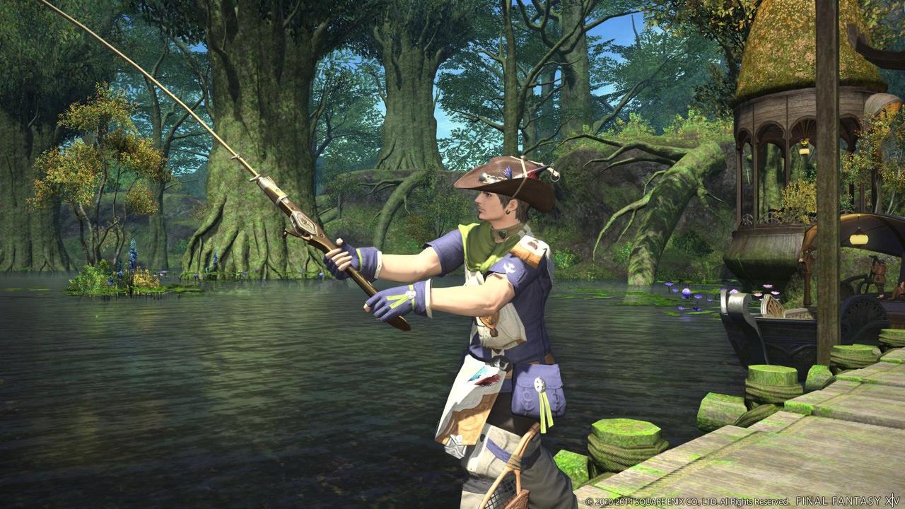 Final Fantasy XIV Online: A Realm Reborn Review (PS4) | Push