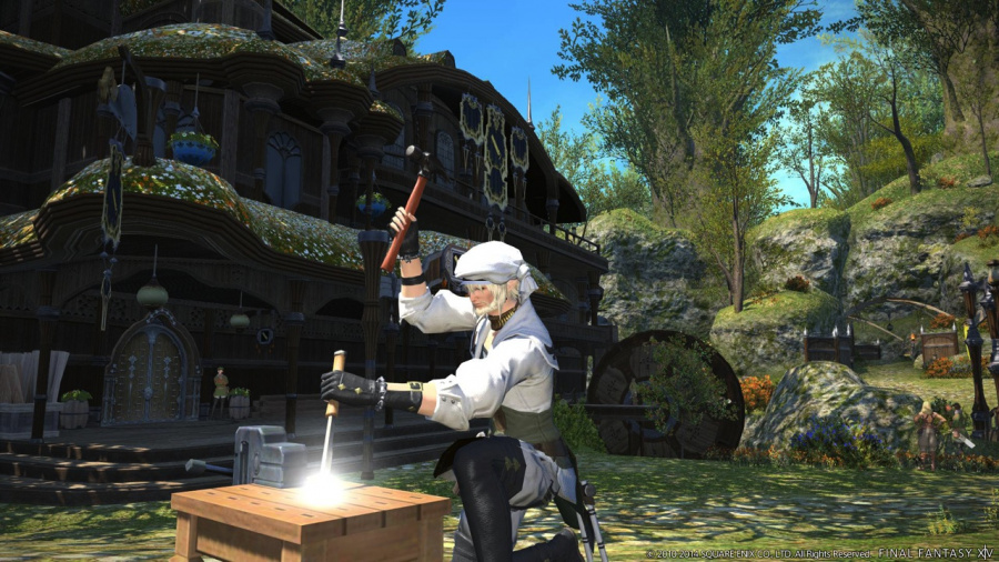 Final Fantasy XIV Online: A Realm Reborn Review - Screenshot 6 of 7