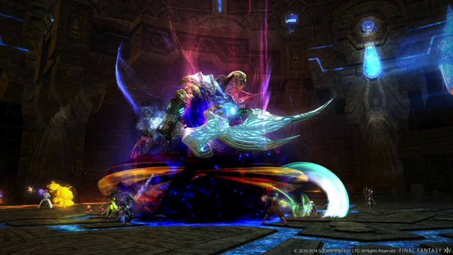 Final Fantasy XIV Online: A Realm Reborn Review - Screenshot 7 of 7