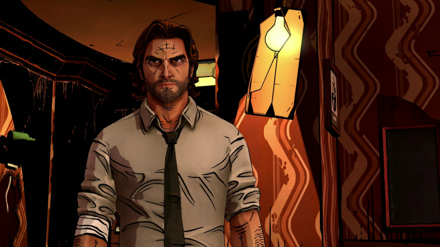 The Wolf Among Us: Episode 3 - A Crooked Mile Review - Screenshot 1 of 2