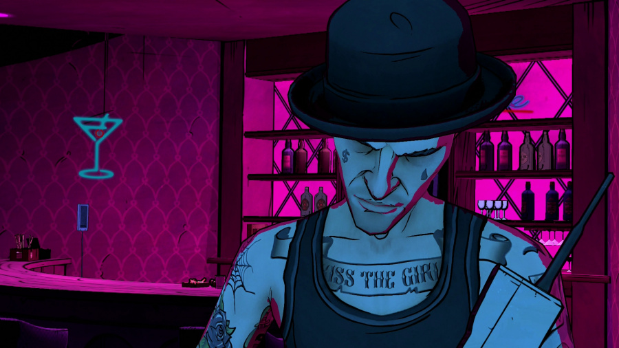 The Wolf Among Us: Episode 3 - A Crooked Mile Review - Screenshot 2 of 3