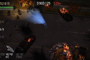 Dead Nation Screenshot