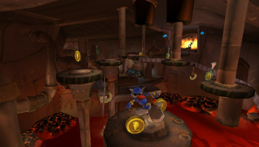 The Sly Collection Review - Screenshot 1 of 4