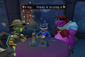 The Sly Collection Screenshot