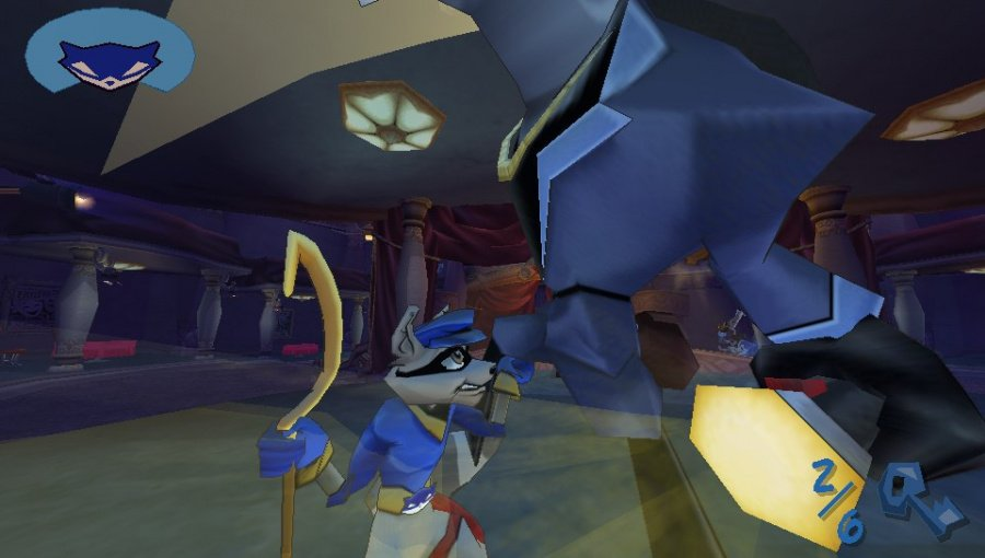 The Sly Collection Review - Screenshot 3 of 5