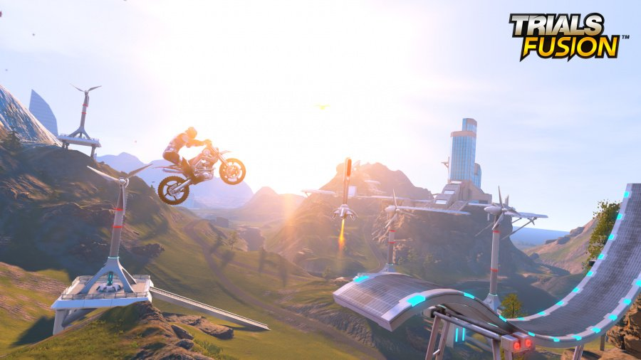 Trials Fusion Review - Screenshot 1 of 4