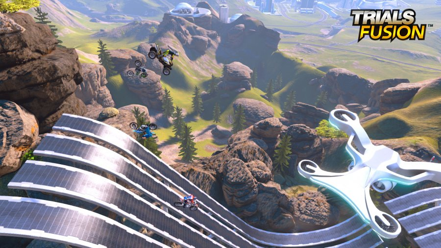 Trials Fusion Review - Screenshot 4 of 4