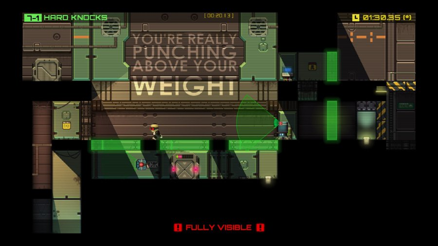 Stealth Inc: A Clone in the Dark - Ultimate Edition Review - Screenshot 2 of 3