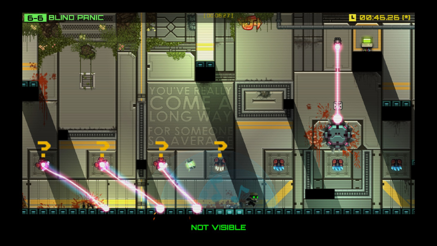Stealth Inc: A Clone in the Dark - Ultimate Edition Review - Screenshot 3 of 3