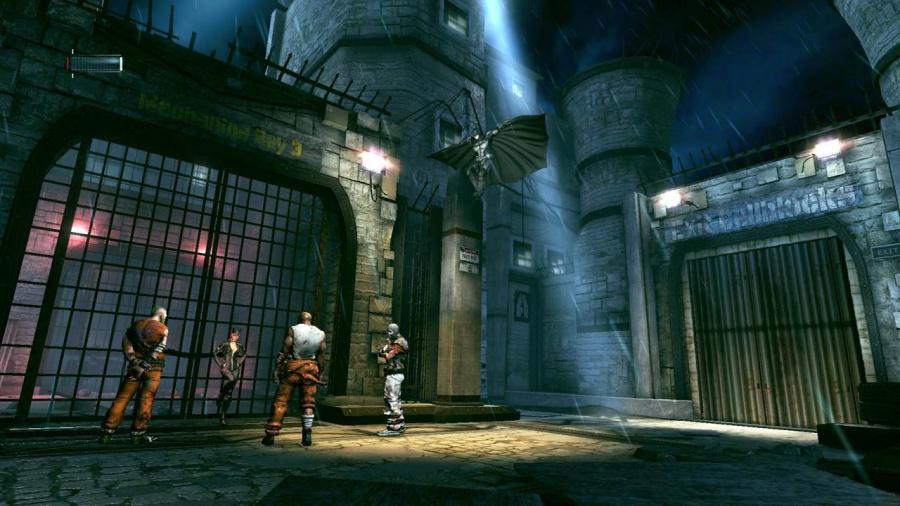 Batman: Arkham Origins Blackgate - Deluxe Edition Review - Screenshot 1 of 3