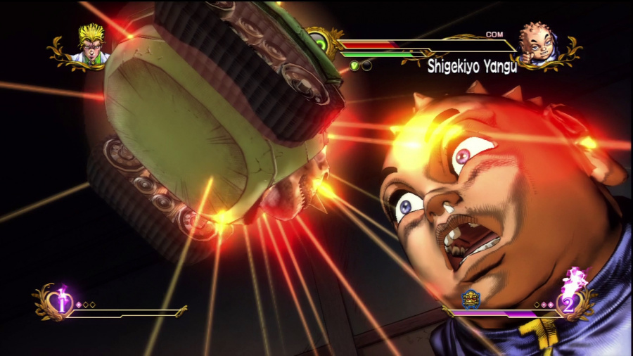 JoJo's Bizarre Adventure: All-Star Battle Review - Screenshot 5 of 7