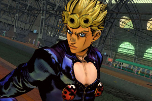JoJo's Bizarre Adventure: All-Star Battle Screenshot