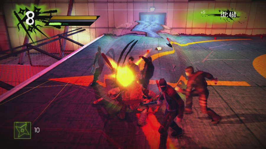 Teenage Mutant Ninja Turtles: Out of the Shadows Review - Screenshot 3 of 3