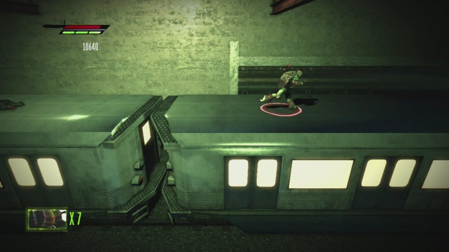 Teenage Mutant Ninja Turtles: Out of the Shadows Review - Screenshot 3 of 3