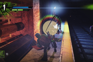 Teenage Mutant Ninja Turtles: Out of the Shadows Screenshot