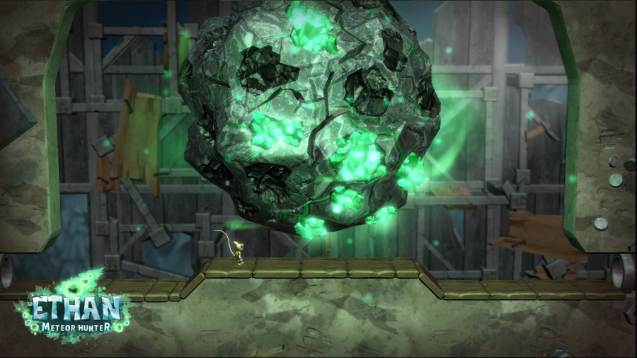 Ethan: Meteor Hunter Review - Screenshot 3 of 3