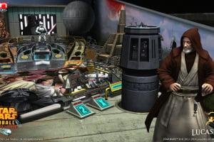 Star Wars Pinball: Heroes Within Screenshot