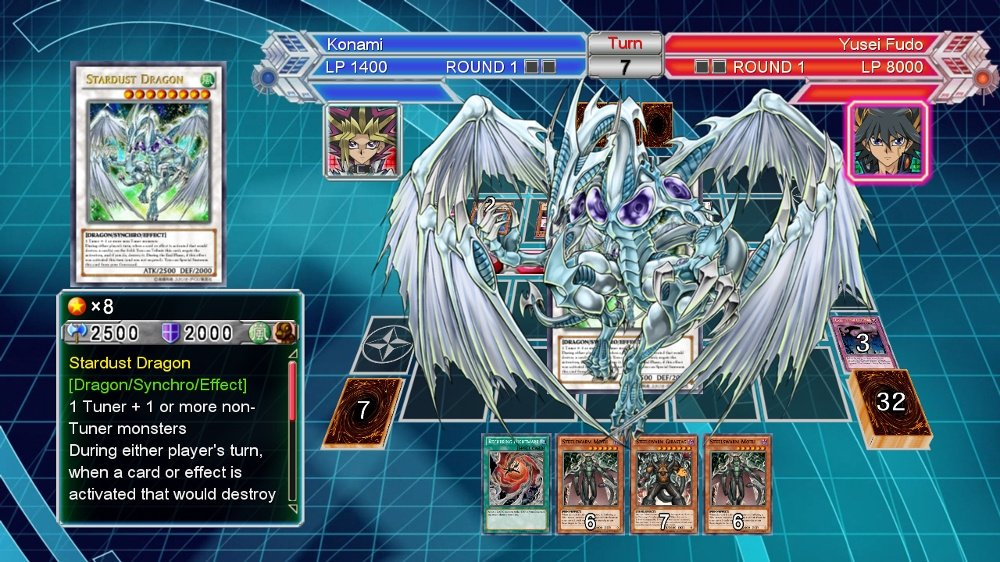 Official Yu-Gi-Oh -related games