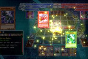 Yu-Gi-Oh! Millennium Duels Screenshot