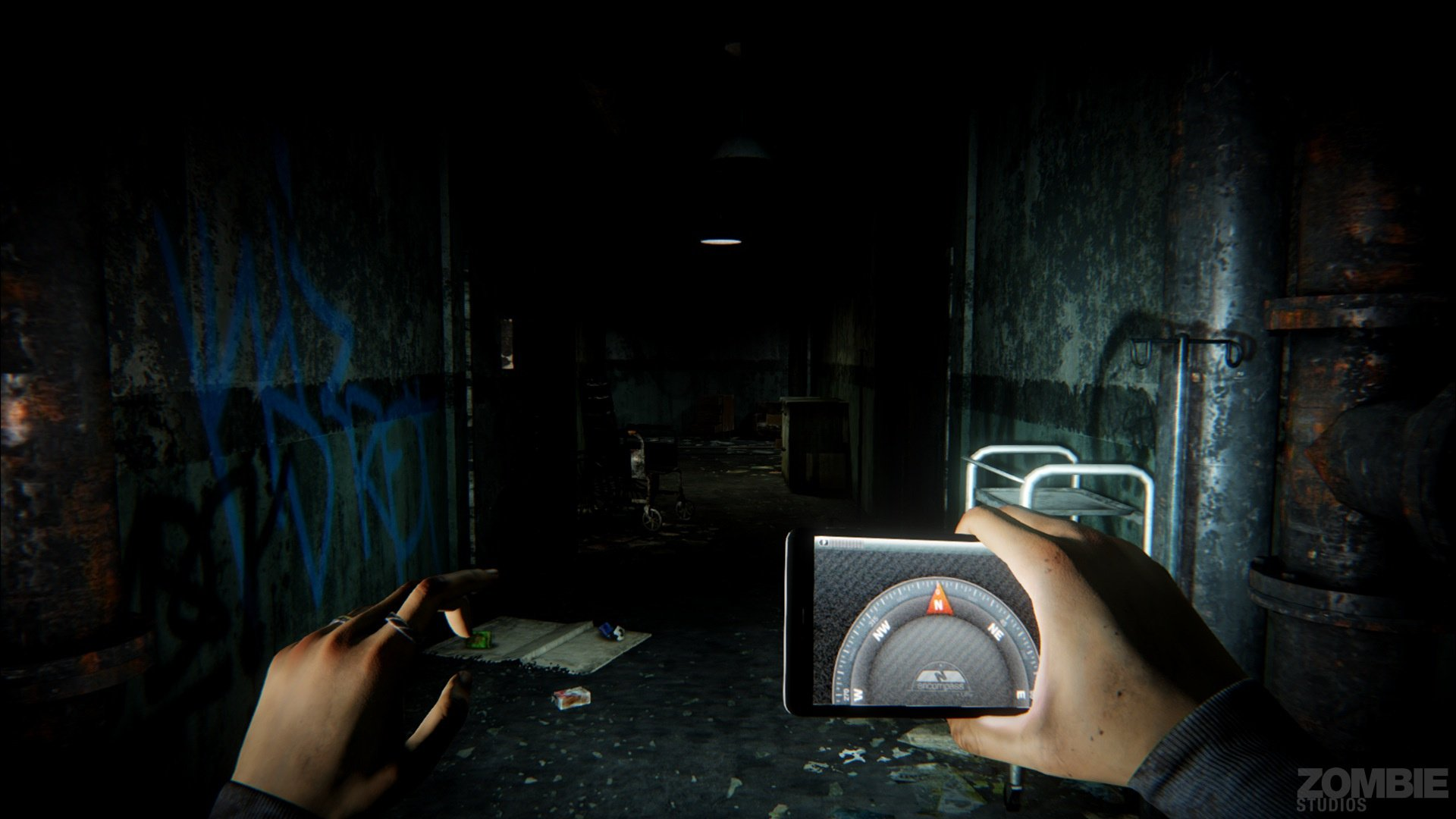 Daylight Ps4 Playstation 4 Game Profile News
