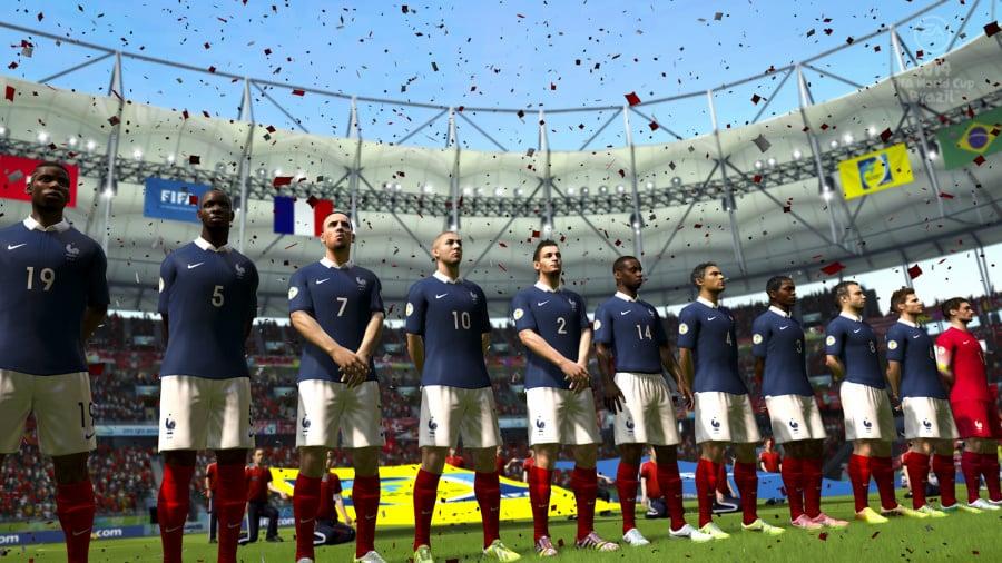EA Sports 2014 FIFA World Cup Brazil Review - Screenshot 2 of 5