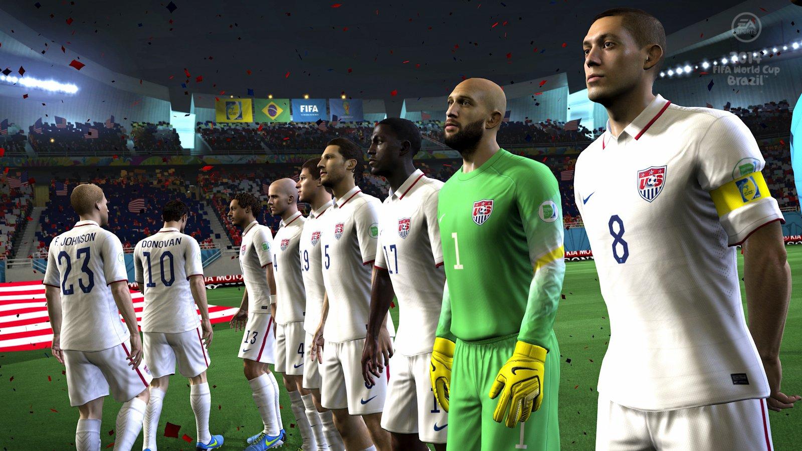 FIFA World system requirements | Can I Run FIFA World