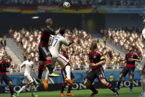 EA Sports 2014 FIFA World Cup Brazil Screenshot