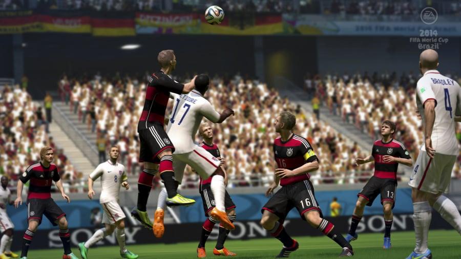 EA Sports 2014 FIFA World Cup Brazil Review - Screenshot 1 of 5