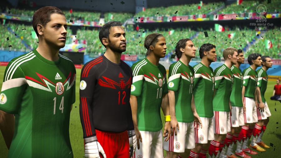 EA Sports 2014 FIFA World Cup Brazil Review - Screenshot 4 of 5